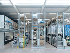H2O GmbH - Waste water recycling, Steinen, Germany
