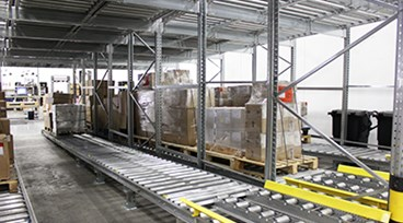 Constructor Palletflow is just the job for Danfoss in Denmark