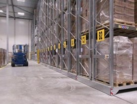 Bakker Transport and Warehousing, The Netherlands