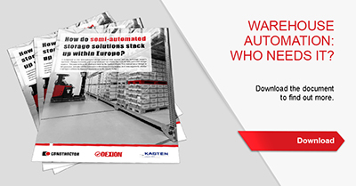 White Paper Warehouse Automation