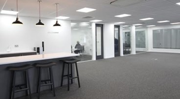Dexion UK creates more than just space at its HQ