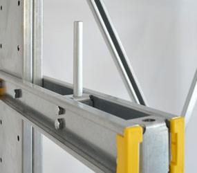 Light Duty Cantilever - Dividers