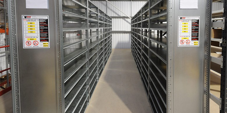 Medium Span Shelving